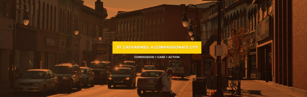 St. Catharines, A Compassionate City - Compassion = Care + Action