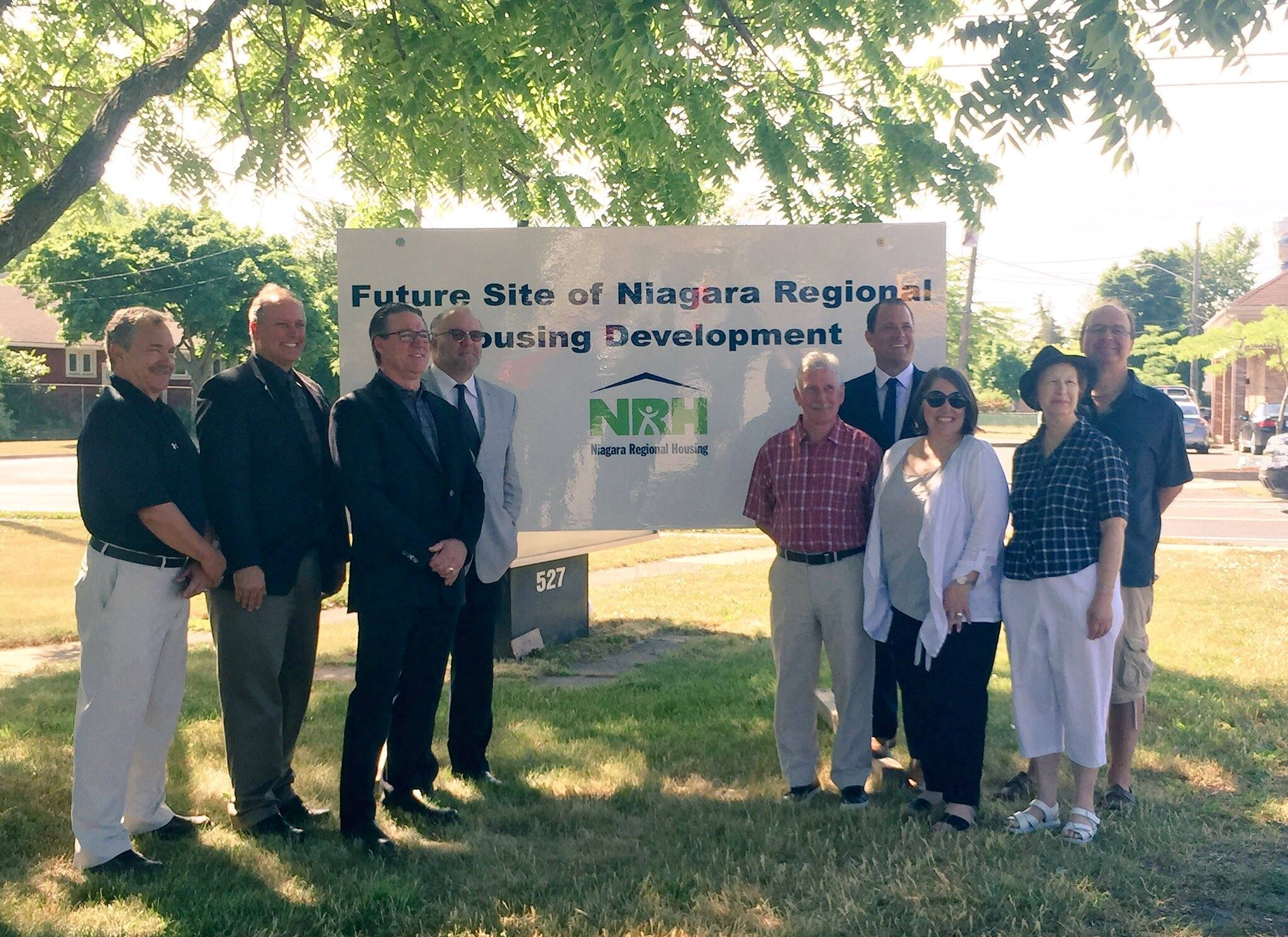 Niagara Regional Housing plans affordable housing project for Carlton Street