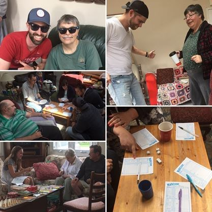 Compassionate City Project May 2017 photos
