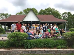 Compassionate City Project, group events, May 2017