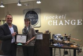 Pocket Change: Local business making a difference