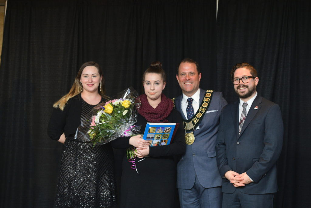 St. Catharines Volunteer Recognition, 2017